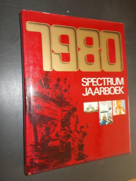 RED.- - Spectrum jaarboek 1980. Wat gebeurde er in 1979.
