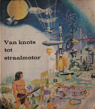 (ED.), - Van knots tot straalmotor.
