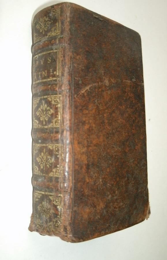 (MASSAGUE, R.,) - Iustini historiarum ex trogo Pompeio.