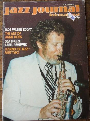 ED. - Jazz Journal International volume 32 no. 7.