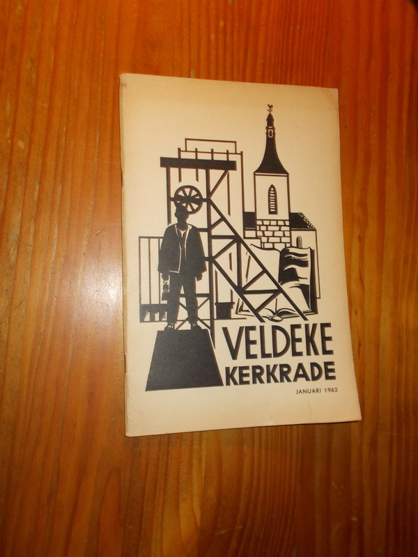 RED.- - Veldeke. Tijdschrift van de vereniging tot instandhouding en bevordering van de limburgse dialecten.