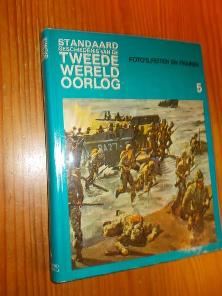RED.- - Standaard geschiedenis van de tweede wereldoorlog. Deel 5. 1944.