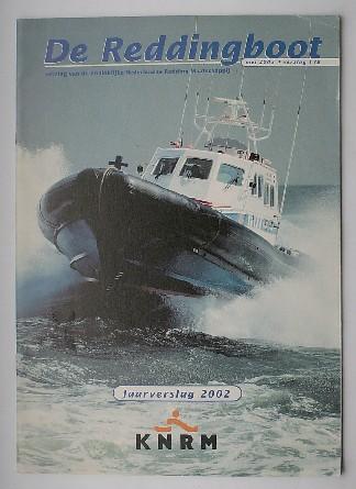 RED. - De reddingboot. Verslag van de Koninklijke Nederlandse Reddingmaatschappij. Verslag 179.