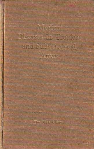 RED. - Memoranda on medical diseases in tropical and sub-tropical areas.