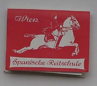 (PHOTOGRAPHY). - Wien. Spanische Reitschule. 12 photographs.