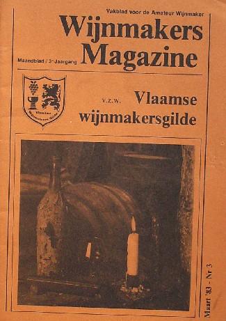 RED. - Wijnmakers magazine. Vakblad voor de amateur wijnmaker.