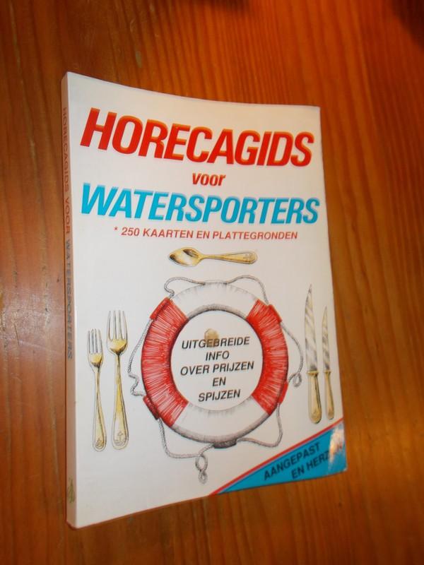 RED. - Horecagids voor watersporters.