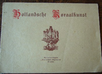 RED. - Hollandsche Koraalkunst.