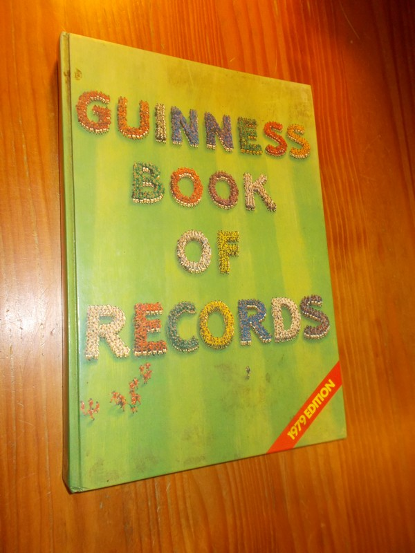 (ED.), - Guinness book of records. 1979 edition.