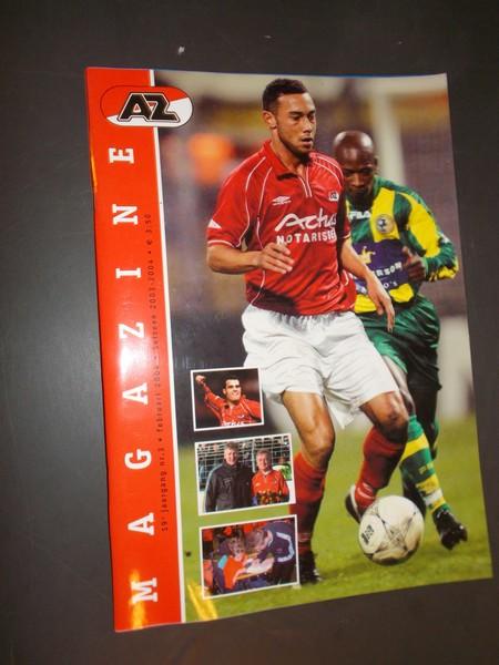 RED. - AZ magazine.