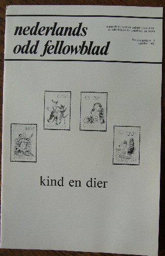 RED. - (Odd Fellows). Nederlands Odd Fellow blad.