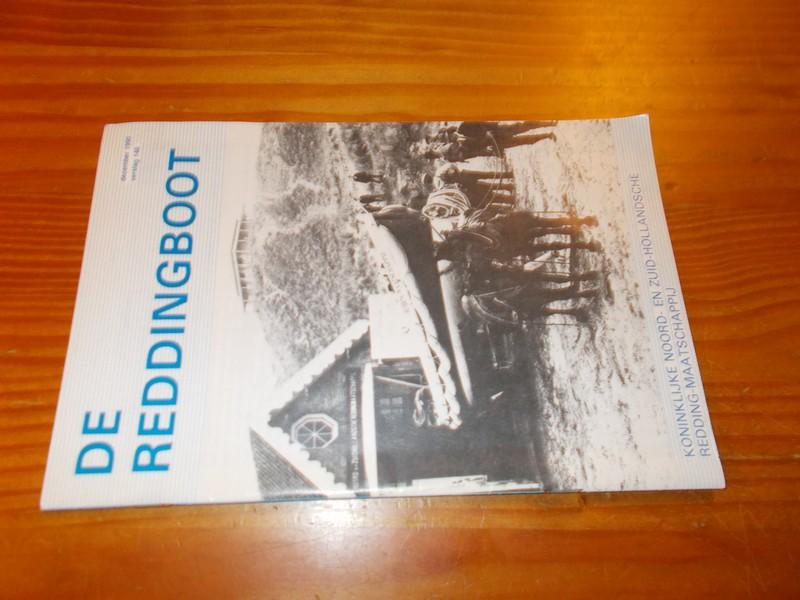 RED. - De reddingboot. Verslag van de Koninklijke Nederlandse Reddingmaatschappij. Verslag 148.