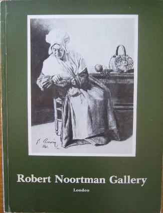 RED. - Robert Noortman Gallery London. (French watercolours).