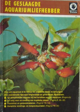 RED. - De geslaagde aquarium liefhebber.