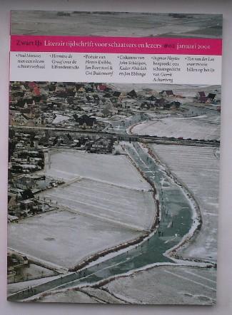 RED. - Zwart IJs. Literair tijdschrift voor schaatsers en lezers. Januari 2001.