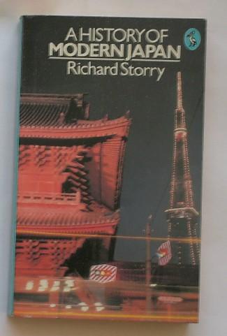 A history of modern Japan.