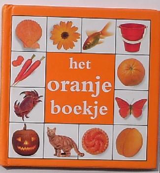 RED. - Het oranje boekje.