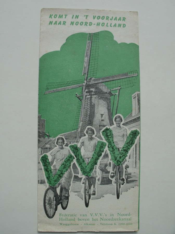 RED. - Komt in het voorjaar naar Noord-Holland.
