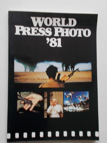 RED. - World Press Photo 1981. Jaarboek.