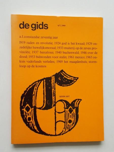 RED. - De Gids. A.L. Constandse 70 jaar.