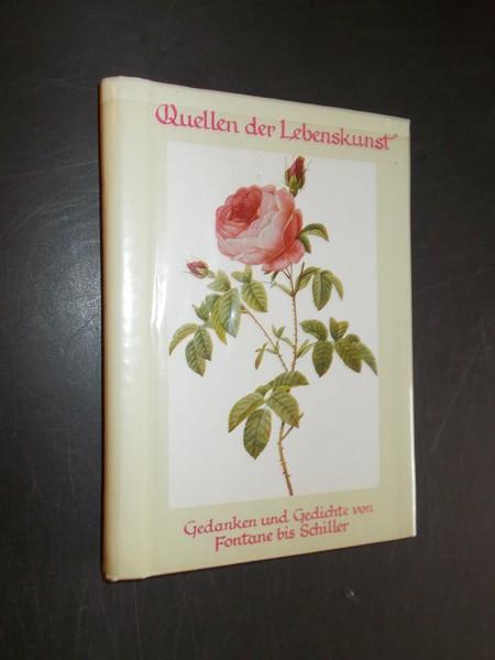 (ED.), - Quellen der Lebenskunst.