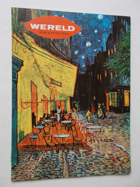 RED. - Wereld. Populair wetenschappelijk maandblad.