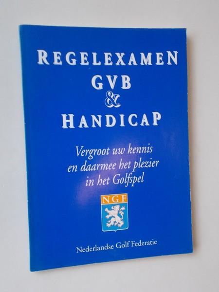 RED. - Regelexamen GVB & Handicap.