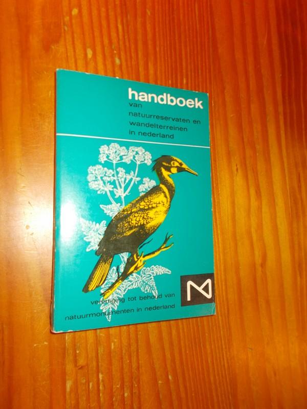 (ED.), - Natuurmonumenten. Handboek van natuurreservaten en wandelterreinen in Nederland.