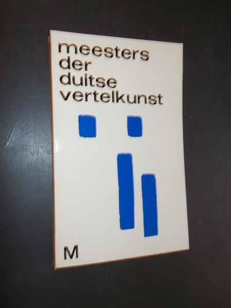 RED. - Meesters der Duitse vertelkunst.