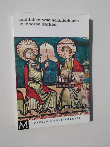 RED. - Middeleeuwse schilderkunst in Noorse kerken.