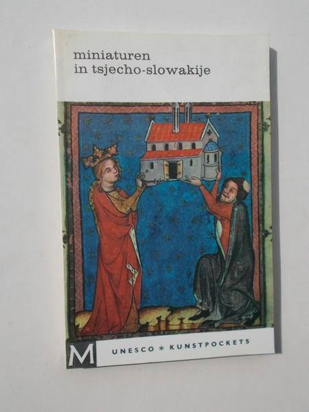 RED. - Miniaturen in Tsjecho-Slowakije.