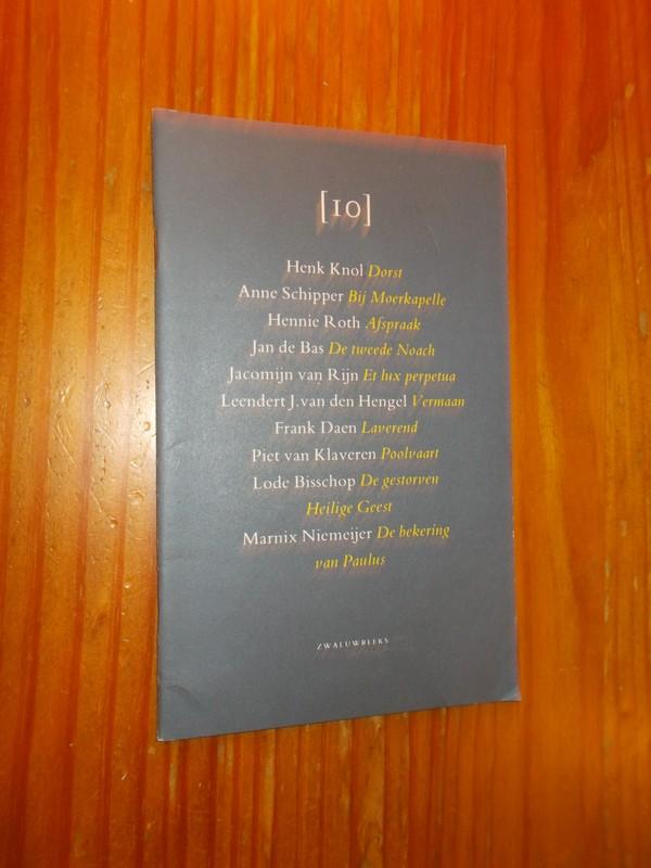 WERKMAN, HANS (INL.), - 10.