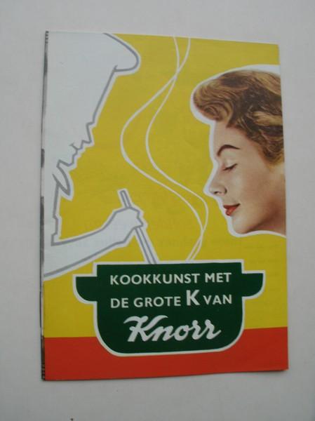RED. - Kookkunst met de grote K van Knorr.