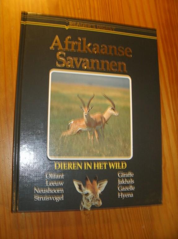 RED. - Dieren in het wild. Afrikaanse Savannen.