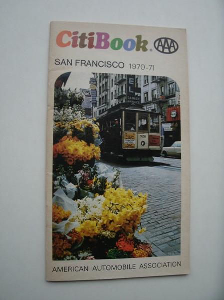RED. - Citibook San Francisco 1970-71.