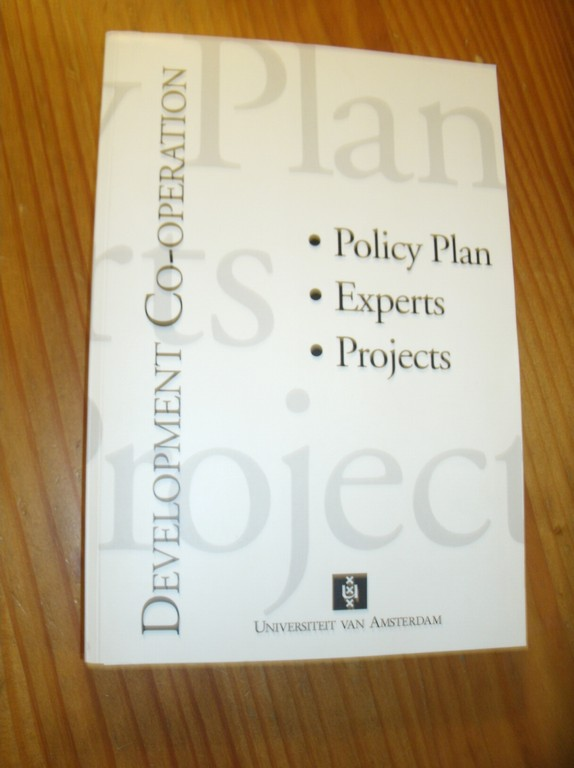 (ED.), - Development Co-operation. Policy plan. Experts. Projects.