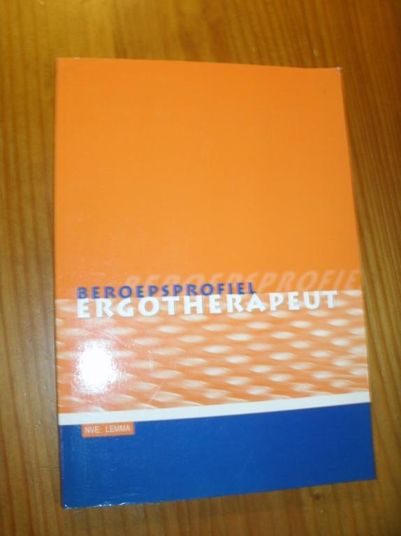 RED. - Beroepsprofiel ergotherapeut.