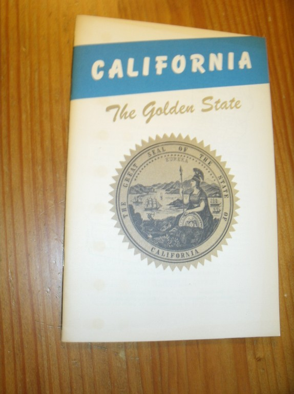 (ED.), - California the golden state.