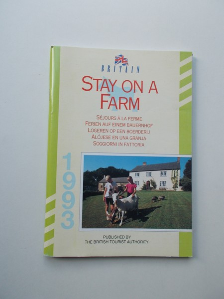 (ED.), - Stay on a Farm.