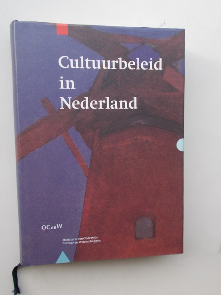 RED. - Cultuurbeleid in Nederland.