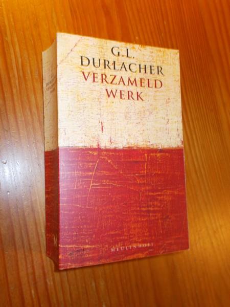 DURLACHER, G.L., - Verzameld werk.