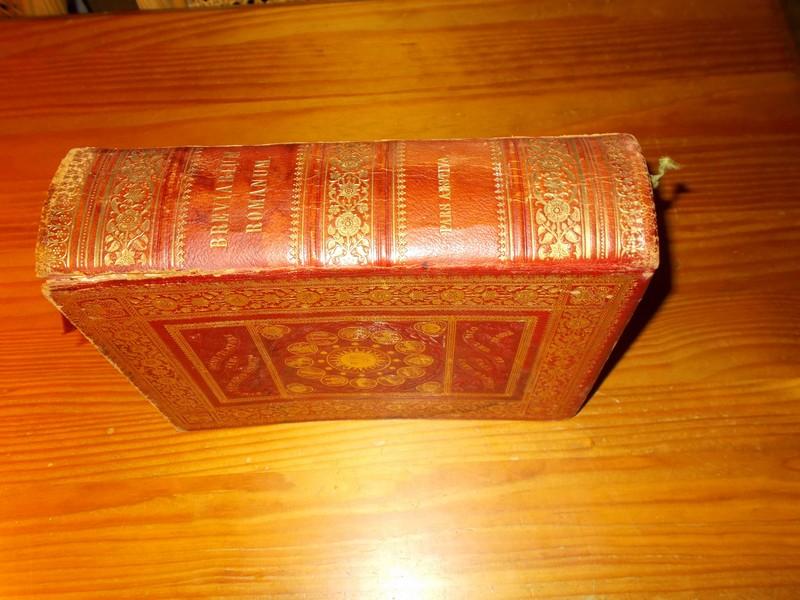(BISDOM HAARLEM). - Breviarium Romanum ex decreto sacrosancti concilii Tridentini (...). Pars Aestiva.