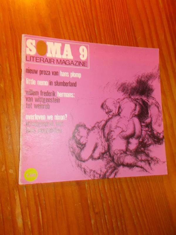 RED. - Soma. Literair magazine.