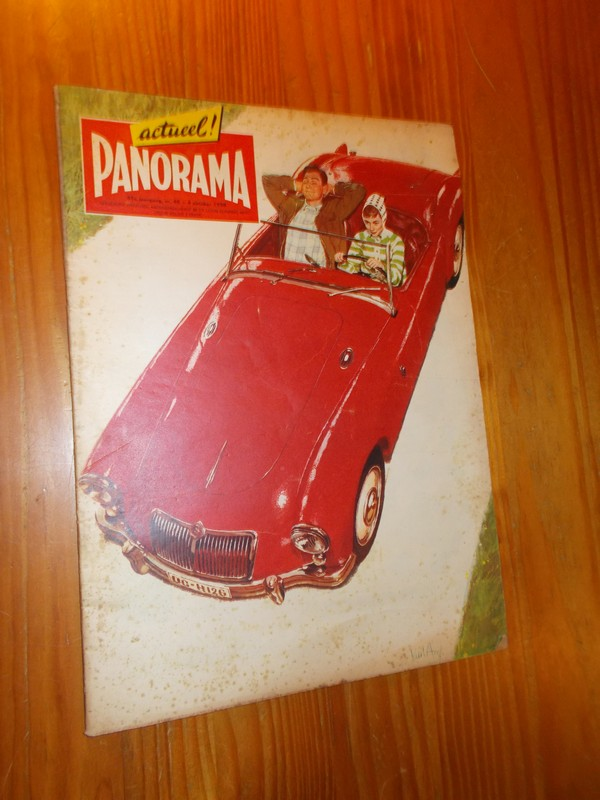 red. - Panorama. Weekblad.