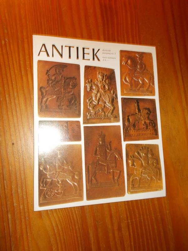 Antiek. Tijdschrift voor li...