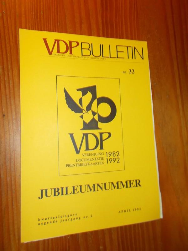 VDP bulletin. Vereniging Do...