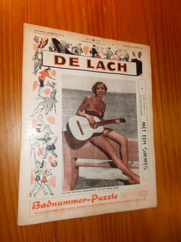 red. - De Lach. Weekblad.