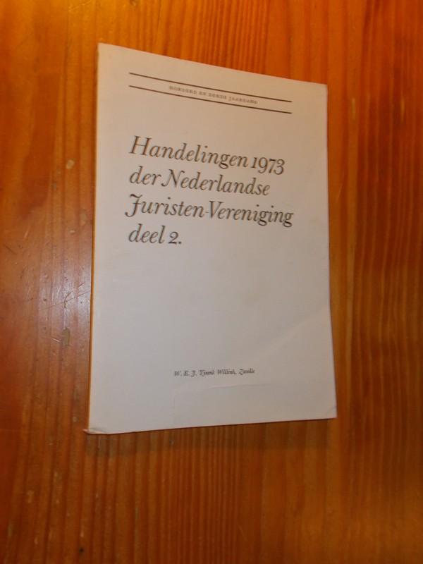 Handelingen 1973 der Nederl...