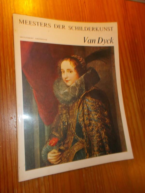 RED. - Meesters der schilderkunst. Van Dyck.