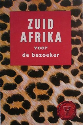 RED.- - Zuid Afrika voor de bezoeker.